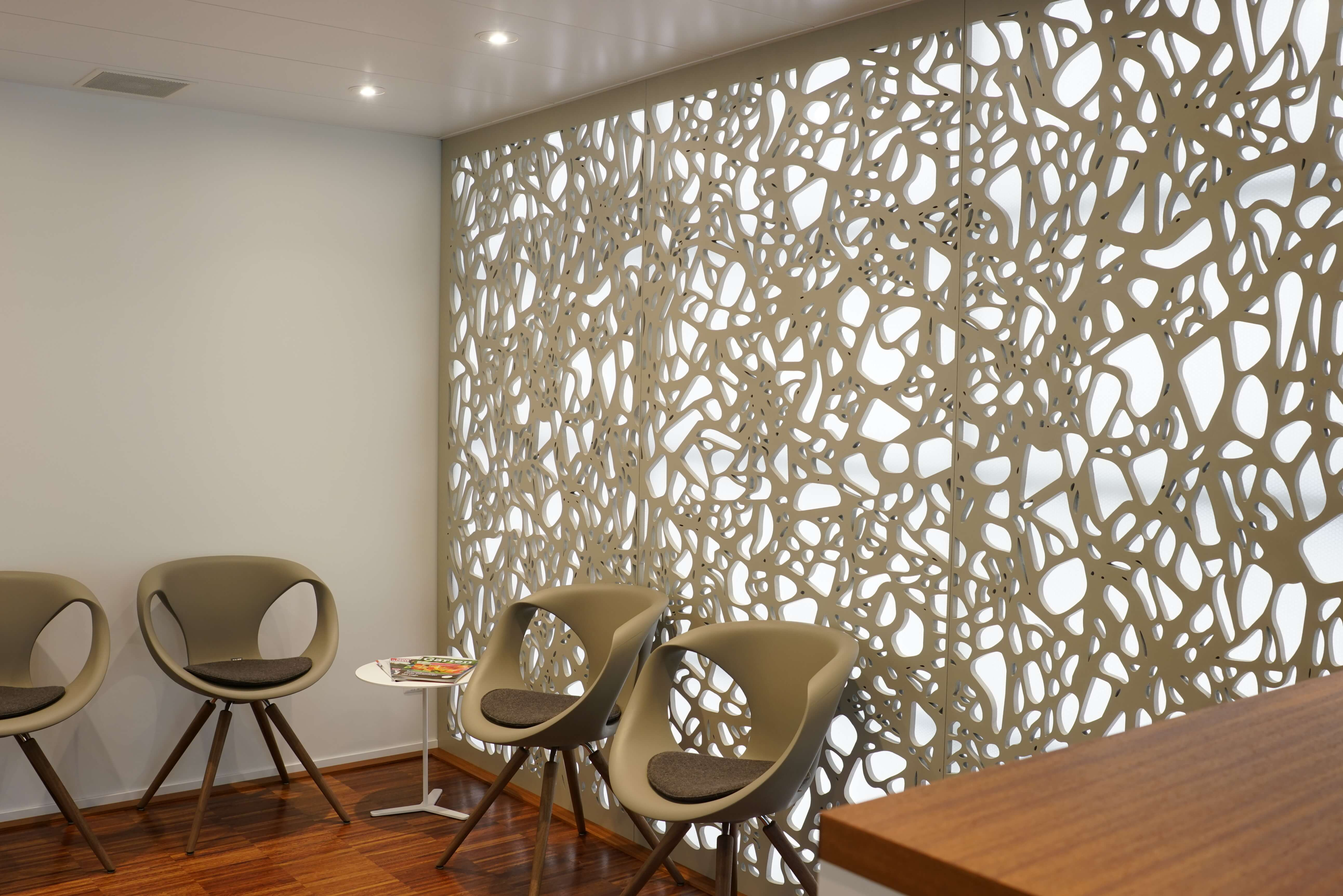 Make It Fit Eco Friendly Perforated Facade Panels